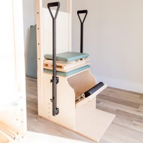 School of Classical Pilates - stand